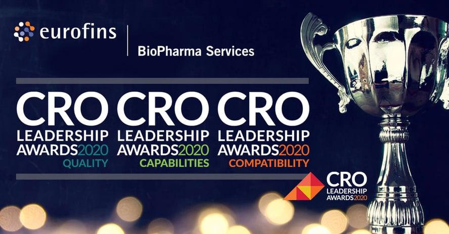 CRO Award Winner