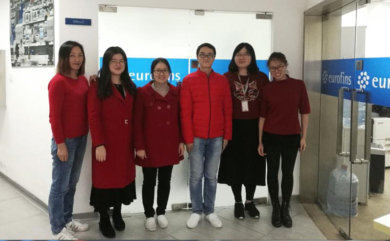 Eurofins Central Laboratory China